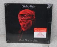 God's Problem Child by Willie Nelson CD Album Apr-2017 Gods Sony Legacy