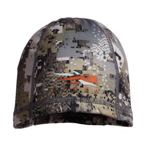 @NEW@ Sitka Gear Beanie! Optifade Elevated II Camo Hunting Hat Size: OSFA