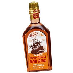 Pinaud Clubman Aftershave Virgin Island Bay Rum Lotion, 177 ml