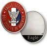 Eagle Scout Recognition Coin - Official BSA Engravable