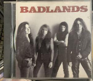 Badlands - Badlands CD 1989 Atlantic – 781 966-2