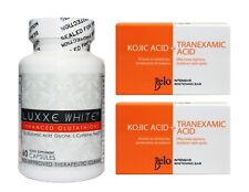 Luxxe White Glutathione (Bottle of 60) with Free Belo Bar (2 Boxes)
