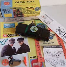 Custom Corgi Green Hornet Black Beauty~in Special 268 Fantasy Box & Extras