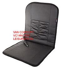 12 V con calefacción Deluxe cubierta de asiento-Térmico-autocaravana o coche van / vc14nc0002