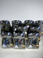 STAR TREK Galaxy Collection - 2009 Playmates Figure Lot of 9 all NRFB