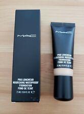 NEW MAC Pro Longwear Nourishing Waterproof Foundation 25 ml/0.84 fl oz NC30