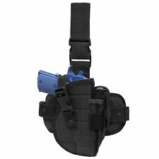 Condor ULH Universal Right Drop Down Tactical Leg Thigh Rig Pistol Gun Holster