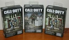 Mega Bloks Call Of Duty Collector Construction Sets Ghillie Suit Sniper Brutus