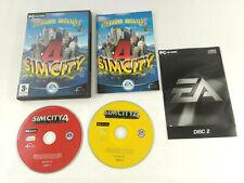 Jeu PC VF  Sim City 4 Edition Deluxe  avec notice  Envoi rapide et suivi