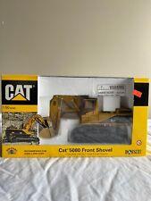NIB Norscot 1:50 Diecast CAT 5080 Front Shovel #55004 SMOKE FREE HOME