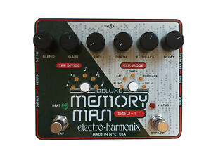 Electro-Harmonix Deluxe Memory Man 550-TT Delay Pedal