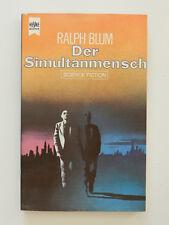 Ralph Blum Der Simultanmensch Roman Science Fiction Heyne