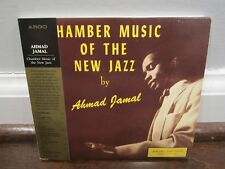 Chamber Music of the New Jazz [Digipak] by Ahmad Jamal (CD, Sep-2004, GRP (USA))