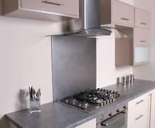 750mm x 1200mm 8mm Stainless Steel Cooker Splash Back