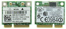 Dell Carte WLAN sans fil wifi dw1510 BCM94322HM8L BCM4322 mini pci-e b / g / n G30