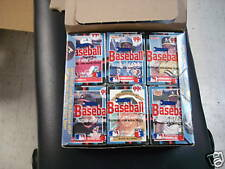 1988 Donruss Trading cards - Box of 24 Cello Packs