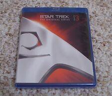 NEW Star Trek: The Original Series Complete Season 3 (Blu-ray Set) Three 3rd TOS