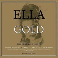 Ella Fitzgerald - Gold [New Vinyl LP] UK - Import