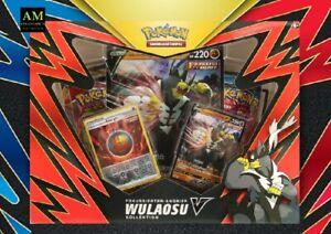 Pokemon - Wulaosu V Raccolta - Fokussierter Attacco - Kampfstile
