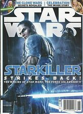 Star Wars Insider magazine The Force Unleashed Clone Wars Celebration Cloud City