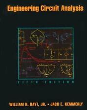 Engineering Circuit Analysis, William Hart Hayt, Jack E. Kemmerly, New Book
