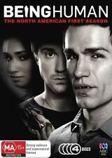Being Human USA Series Complete First Season 1 New DVD Set Region 4