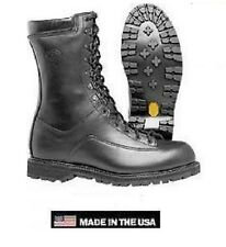 US ARMY Matterhorn GoreTex Outdoor Bottes Bottes en cuir leather boots taille 39