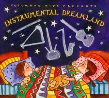 VARIOUS ARTISTS - PUTUMAYO KIDS PRESENTS: INSTRUMENTAL DREAMLAND [DIGIPAK] NEW C