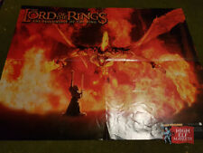 Lord of the Rings Strategy Battle Game Poster - Warhammer (Used) Games Workshop