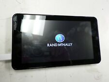 Rand Mcnally Tnd-740 Lm Truck Gps Charges Via Micro Usb Touchscreen