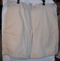 MENS ST. JHONS BAY LEGACY FLAT FRONT SHORTS MULTIPLE COLORS NEW WITH TAGS