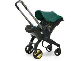 Doona 0-13kg Group 0+ Car Seat and Stroller - Racing Green