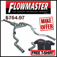 Flowmaster 17443 07-09 Toyota Tundra 5.7L Cat-Back Exhaust System