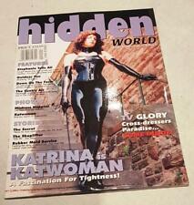 Hidden World Transvestism Cross Dressing Magazine Issue No 1 From G+M Fashions