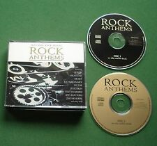Rock Anthems Rainbow Deep Purple Santana Free Waterboys Starship ZZ Top + 2 x CD