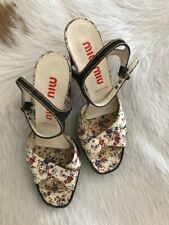 7e46e0f689d3 MIU MIU Sandals for Women for sale