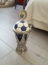 RARE FC PORTO Coupe o meu clube do FCP collection football vintage avec bouteill