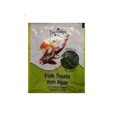 FISH SCIENCE FISH TREATS STICK ON GLASS TABLETS WITH ALGAE SCIENCE