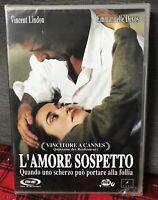 L' amore sospetto (2005) DVD Nuovo Sigillato Lindon devo Emmanuelel Carrerè