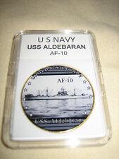 US NAVY - USS Aldebaran (AF-10) Challenge Coin