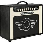 Mad Professor Old School 21RT 21W 1x12 Tube Guitar Combo Amp Black and Beige LN for sale