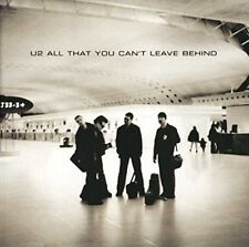 U2 - ALL THAT YOU CAN'T LEAVE BEHIND (REMASTERED 2017)   VINYL LP NEU