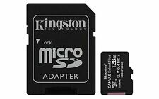 Kingston Micro SD 128GB Canvas Select Plus 100MB/s Leer tarjeta de memoria ct ES
