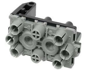 Vacuum Valve Block Genuine For Mercedes 1298003178