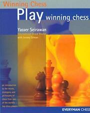 Spiel Winning Chess (Winning Chess Serie) von Yasser seirawan, neues Buch, Koste...
