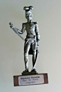Soldier Pewter The Pewter Of Prince Maréchal Massena Duke Of Rivoli 1758-1817