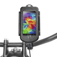 Apple iPhone SE 5S 5 4S Hardcase wasserdicht Halter verstellbar Motorrad Fahrrad
