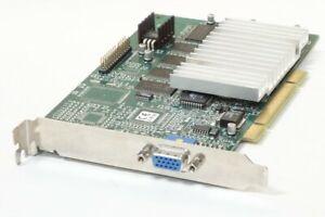 3Dfx Interactive Voodoo 3 3000 Vintage 16MB PCI Computer Video Card 210-0366-001