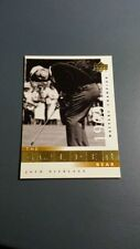 JACK NICKLAUS 2001 UPPER DECK GOLF CARD # 107 B7138