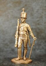 Tin Soldiers * Unter officer Life Guards Jaeger Battalion, Russia  * 54-60 mm *